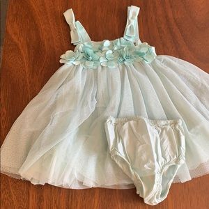 EUC Baby GAP tank dress  size 6-12mo